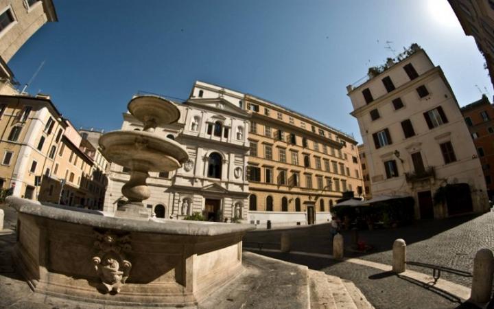 Casa Santa Sofia Roma