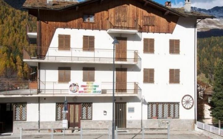 Soggiorno Breithorn Montagna