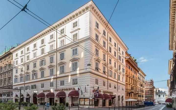 Hotel California Roma