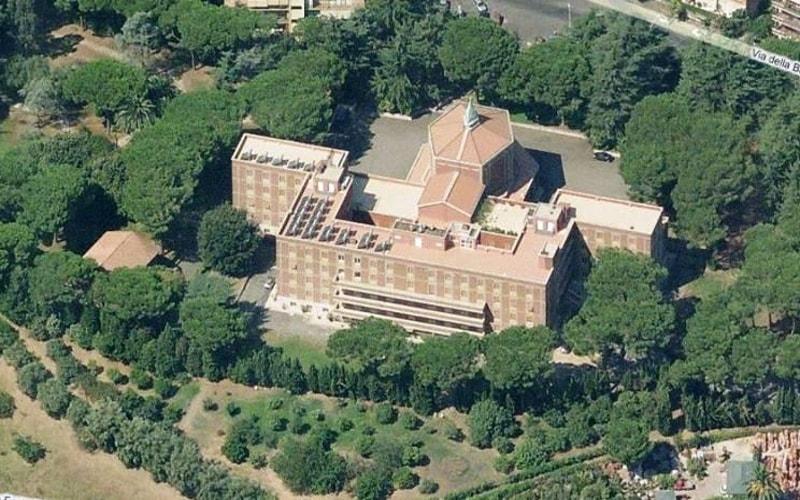 Casa del Pellegrino Santa Teresa Coudrec
