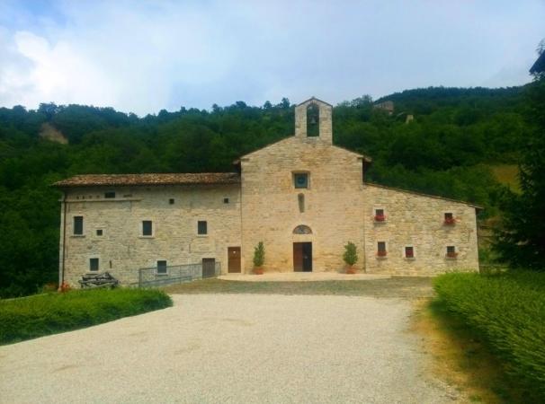 Hotel Monastero Valledacqua Montagna