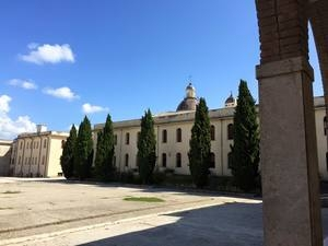 Monastero San Vincenzo Roma