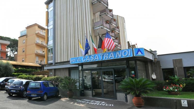 Hotel per gruppi Vaticano Roma