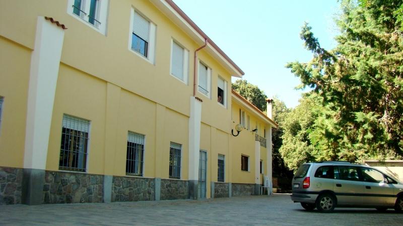 Centro di Spiritualità Santissima Annunziata Natura