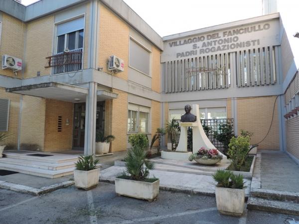 Villaggio del fanciullo Sant'Antonio Città d'arte