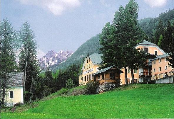 Cassa Alpina Scalabrini Montagna