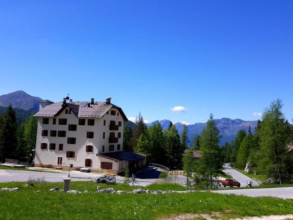 Hotel Col di Lana Montagna