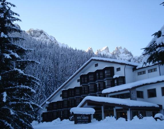 Hotel Falcade Montagna